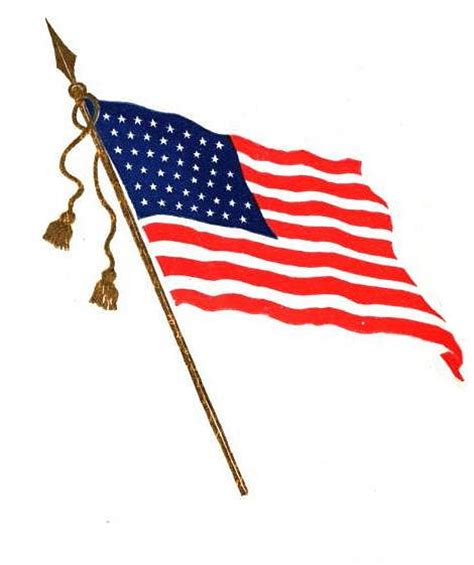 american flag illustration cliparts co