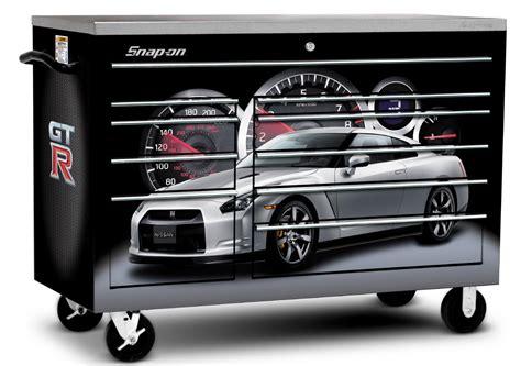Snap On Garage by Nissan Gt R News Gtrblog 187 Pimp Your Garage Nissan