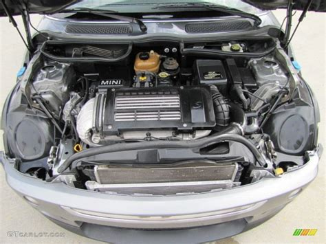 Mini Cooper Motor by 2006 Mini Cooper S Engine Pictures To Pin On