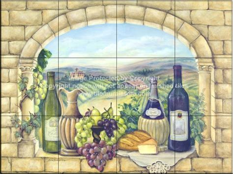 tuscan backsplash tile wall murals tiles backsplashes decorative tile backsplash kitchen tile ideas tuscan