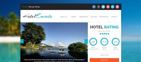 membuat website travel agent 20 best muse templates for creating your website without