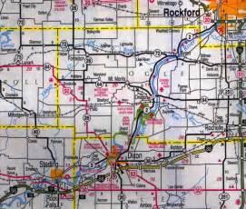 rock river riders mc map