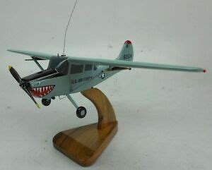 o 1 bird observation aircraft wood model replica large free shipping ebay
