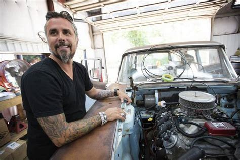 gas monley garage owner hair style richard rawlings owner of gas monkey garage and star of tv