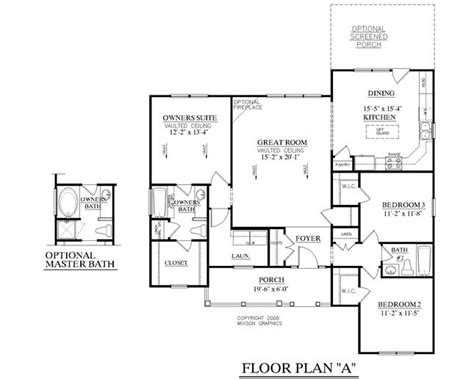 southern heritage home designs house plan 1447 a the
