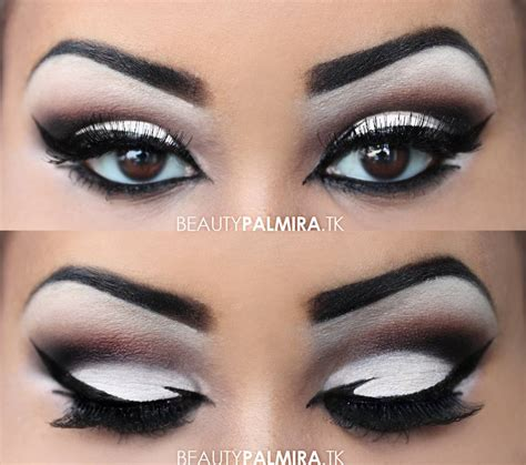 Tutorial Eyeshadow Sariayu Papua black and white smokey eyeshadow www pixshark