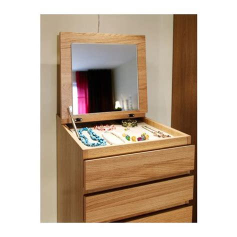 Malm Dresser With Mirror by Malm Drawers Glasses And Interiors