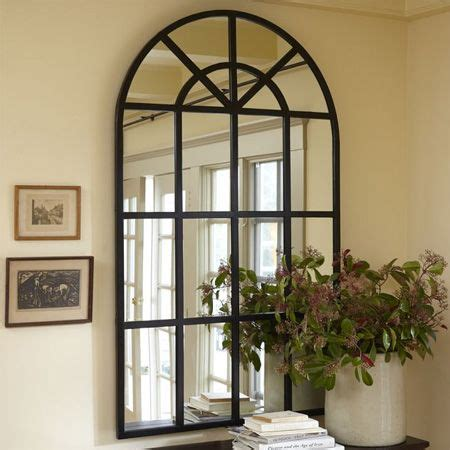 Arch Windows Decor Home Dzine Diy Arched Window Mirror Diy Decor
