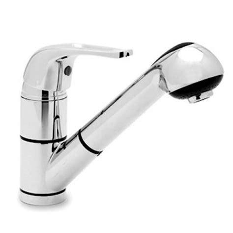 ambassador shurflo faucet mini pull out galley chrome