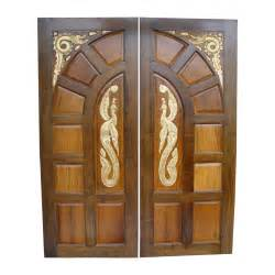 Front Door Design by Keralahousedesigner Com Front Door Design