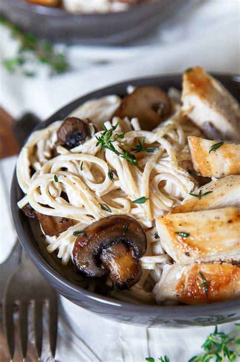 engagement chicken pasta