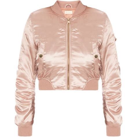 Bomber Despo Pink By B Grace 187 best images about polyvore on