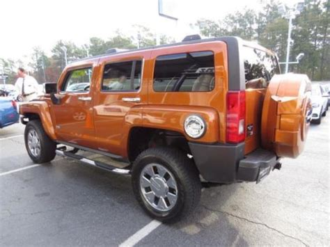 find used 07 hummer h3 4x4 power glass moonroof leather