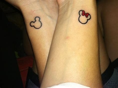 mickey mouse tattoos mytattooland mickey mouse designs