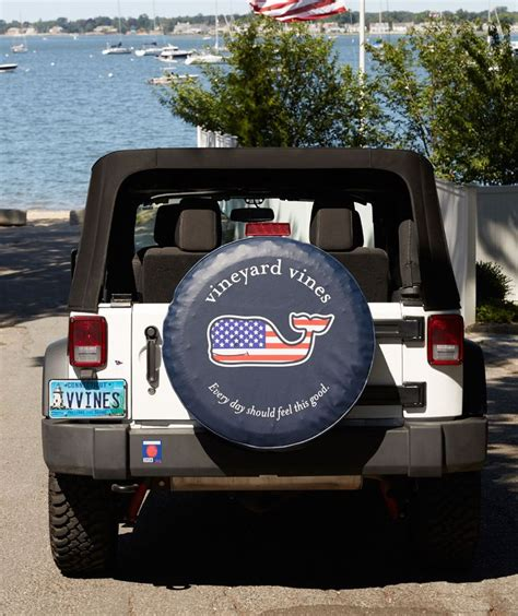 jeep beer tire cover flag whale tire cover it s a jeep thing pinterest