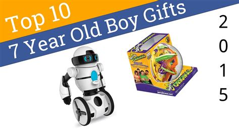 christmas gifts for 7 year old boys 10 best 7 year boy gifts 2015