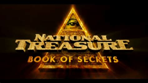 the survivalist national treasure books national treasure book of secrets trailer