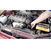 The Radiator Fan On A 1997 Toyota Corolla/Geo Prizm YouTube