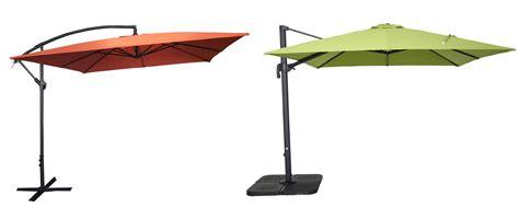 parasol jardin pas cher parasol rectangulaire pas cher boutique jardin