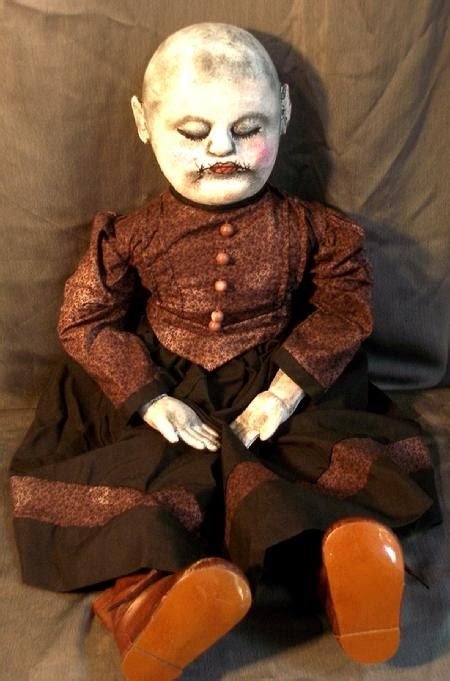 haunted doll robertina 80 best spooky dolls images on