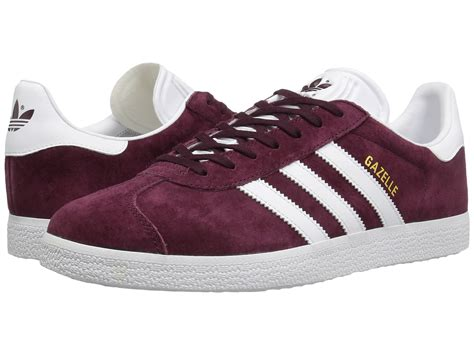 maroon athletic shoes s athletic shoes adidas originals maroon footwear