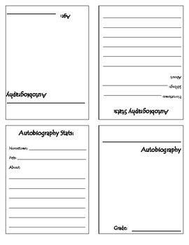 author trading card template 1000 images about autobiographies on author