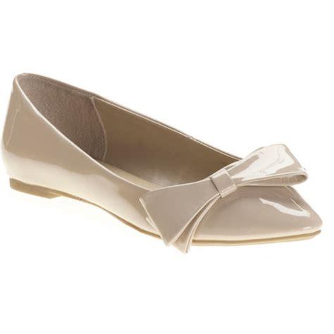 walmart flat shoes s floppy bow flats shoes walmart