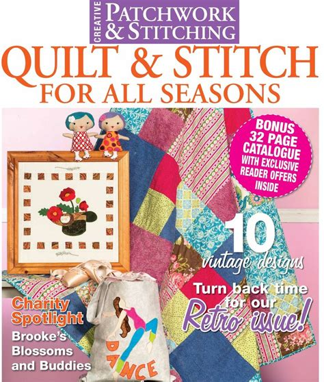 Patchwork Shops Nz - patchwork stitching nz magazine shop