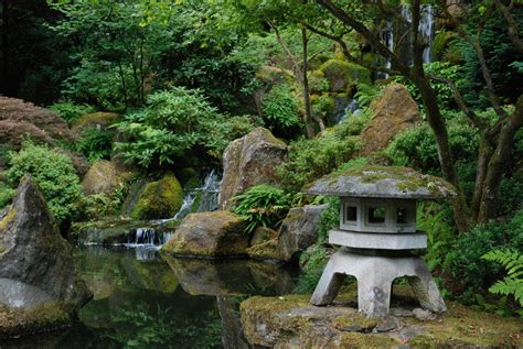 Gardening In Oregon Portland Japanese Garden Places To See In Oregon