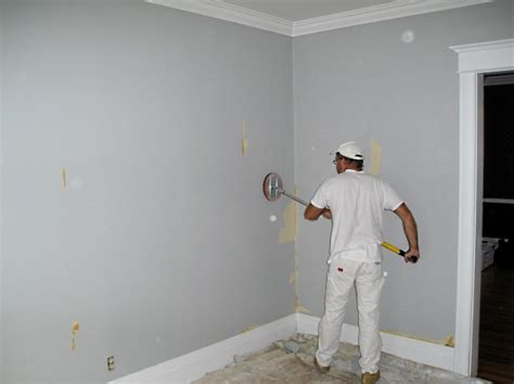paint wall painting after removing wallpaper the house painting guide