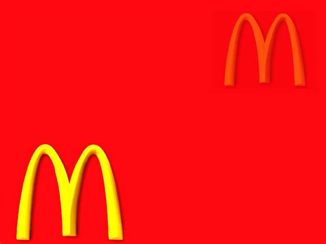 mcdonalds restaurants places ppt backgrounds mcdonalds