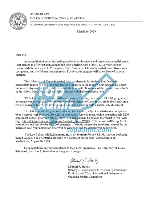 Of Delaware Mba Program by Recommendation Letter For Student Computer Science Cover