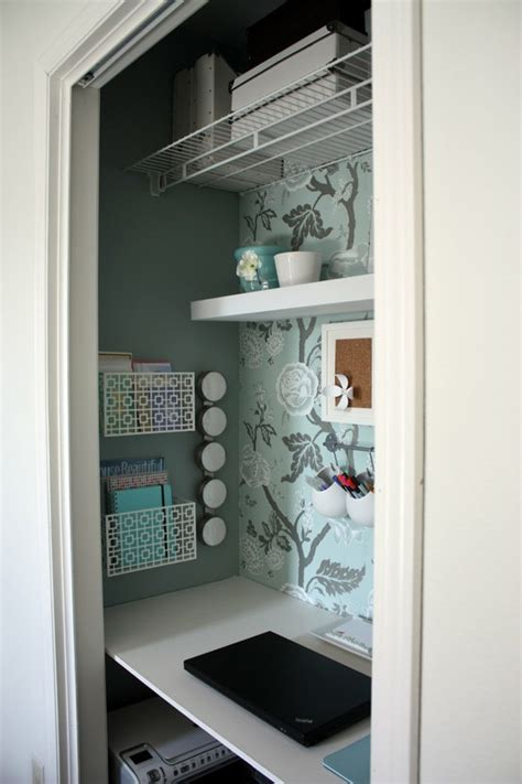 Office Closet Design by Inspire Bohemia Home Offices And Craft Rooms Part Ii