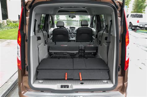 ford transit wagon 2014 ford transit connect titanium wagon lwb first test