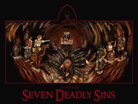 anoboy seven deadly sins march of the seven deadly sins by desolateromantic on