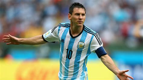 Lionel Messi Lionel Messi Is Here To Create His Five Best