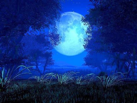 Wallpaper Blue Moon | blue moon wallpapers wallpaper cave