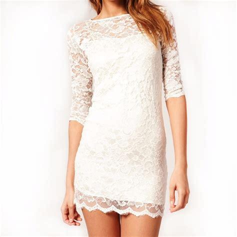 vestido de encaje blanco corto vestido vestidos blanco corto coctel encaje talla grande