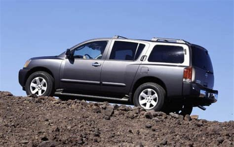 armada nissan 2005 2005 nissan armada information and photos zombiedrive