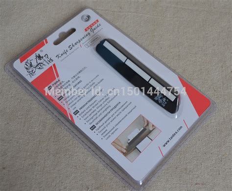 knife sharpening guide 2014 new taidea practical knife sharpening guide portable