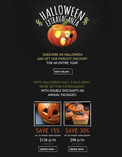 wickedly effective templates for halloween getresponse blog