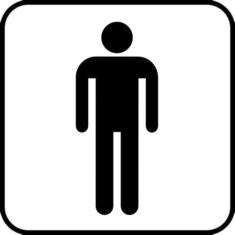 male female bathroom sign images the gallery for gt male bathroom sign png