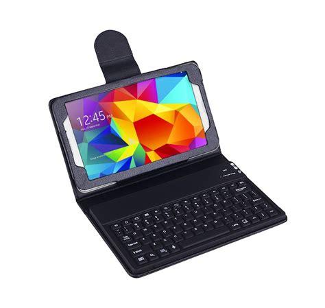Keyboard Samsung Galaxy Tab 4 callmate bluetooth leather keyboard for samsung