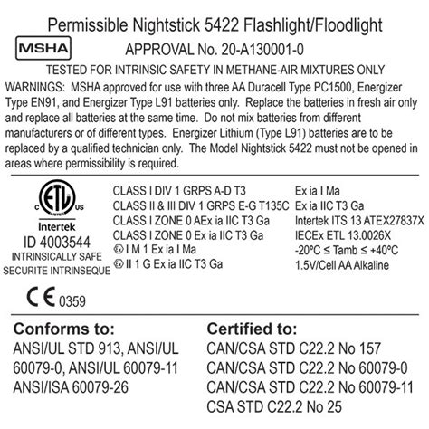 Flashlight W Dual Magnets Nightstick Xpp 5422gm I Flashlight Import I brt and rescue supplies xpp 5422gm nightstick