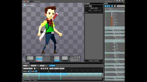 unity tutorial character customization 2d character creation from photoshop to unity using spine