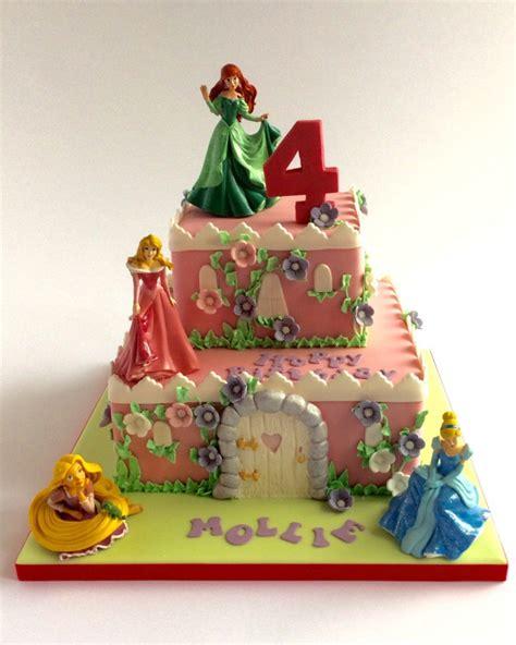 Cake Buttercream Princess Cinderella Uk 20cm disney princess castle s cakes