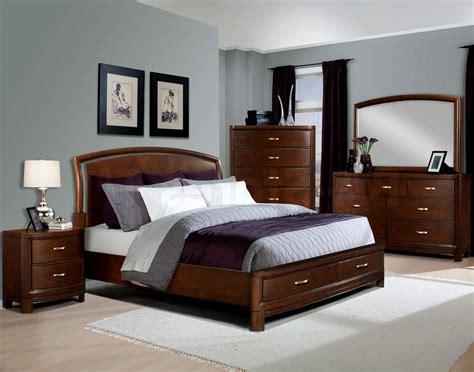 cherry wood bedroom furniture wooden yf wa601 interior