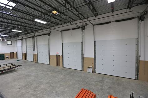 insulated commercial garage doors 1000 ideas about commercial garage doors on
