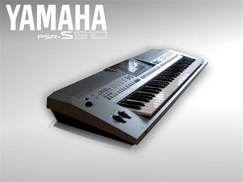 Keyboard Yamaha Psr S900 Original by Yamaha Psr S910 Original Demo Sounds