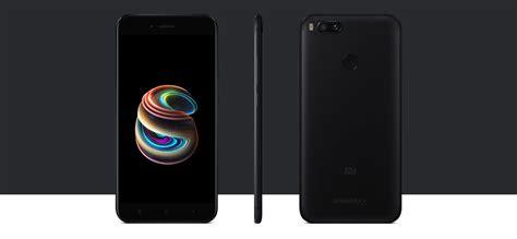 Xiaomi Mi A1 4 64 Black Baru New Grs Resmi Tam xiaomi mi a1 dual sim 64gb 4gb ram 4g lte android one